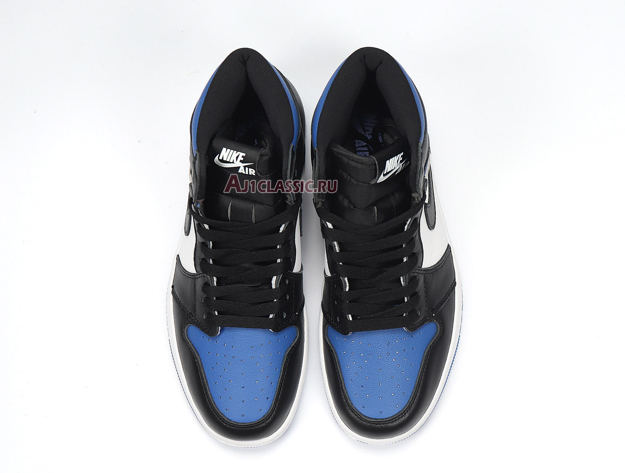 "Air Jordan 1 Retro High OG ""Royal Toe"" 555088-041"