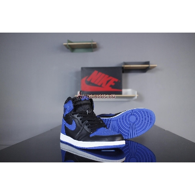 Air Jordan 1 Retro High OG Royal 2017 555088-007 Black/Royal-White Sneakers