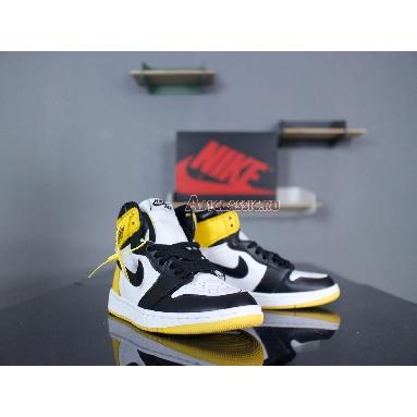 Air Jordan 1 Retro High OG Yellow Ochre 555088-109 Summit White/Yellow Ochre-Black Sneakers