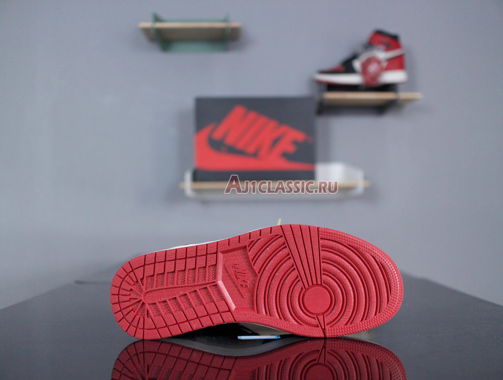 """Air Jordan 1 Retro High OG """"Bred Toe"""" 555088-610"""