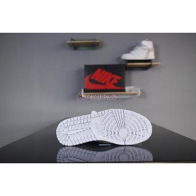 Off-White x Air Jordan 1 Retro High OG  AQ0818-100 White/White Sneakers