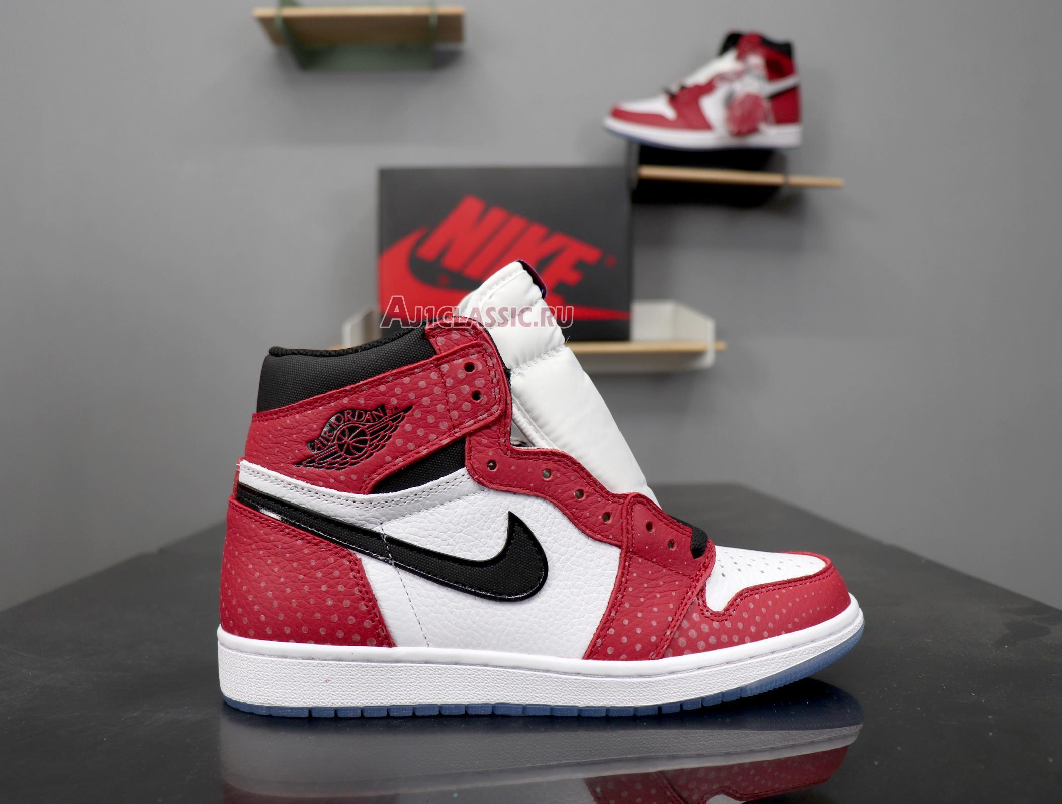"Air Jordan 1 Retro High OG ""Origin Story"" 555088-602"