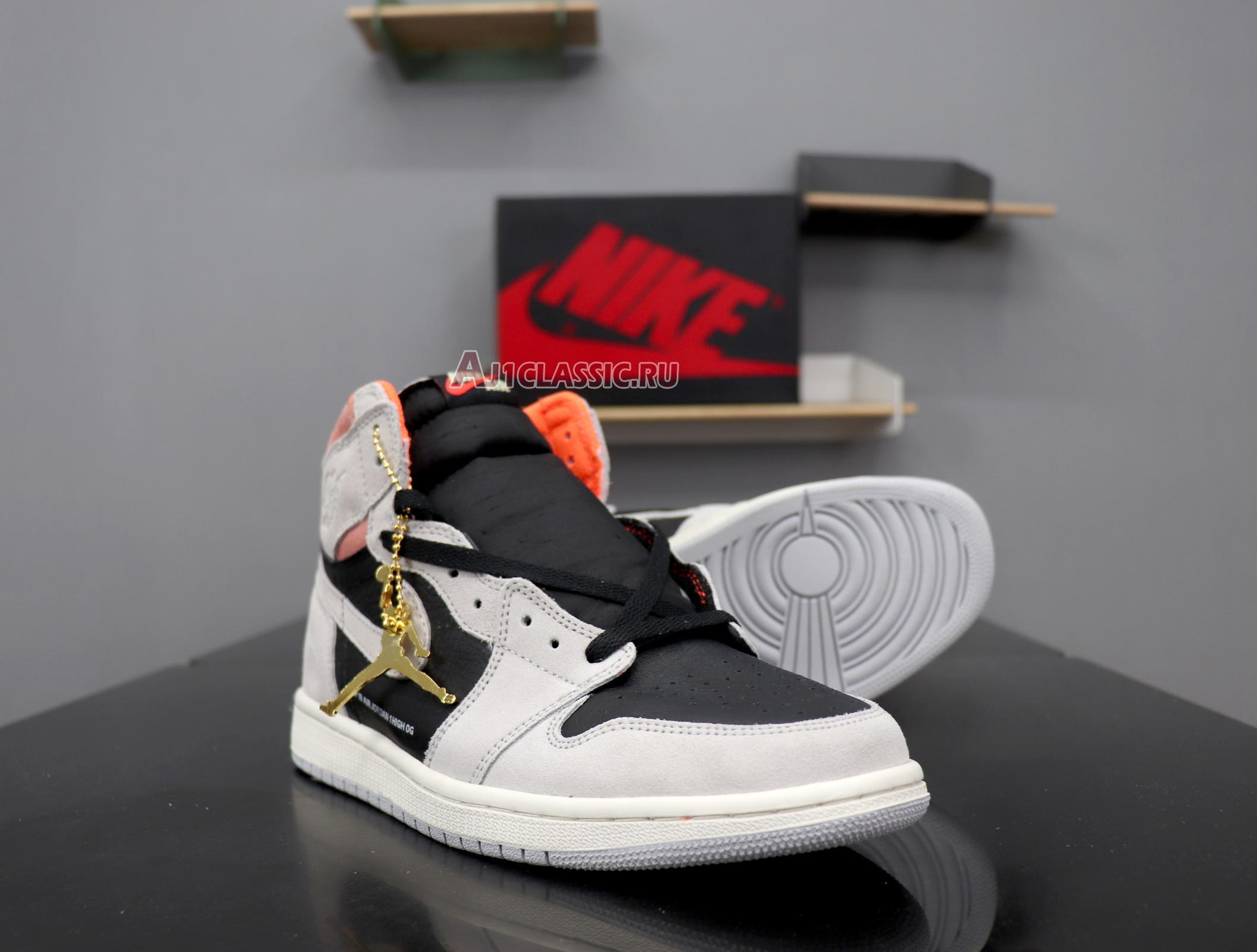 "Air Jordan 1 Retro High OG ""Neutral Grey"" 555088-018"