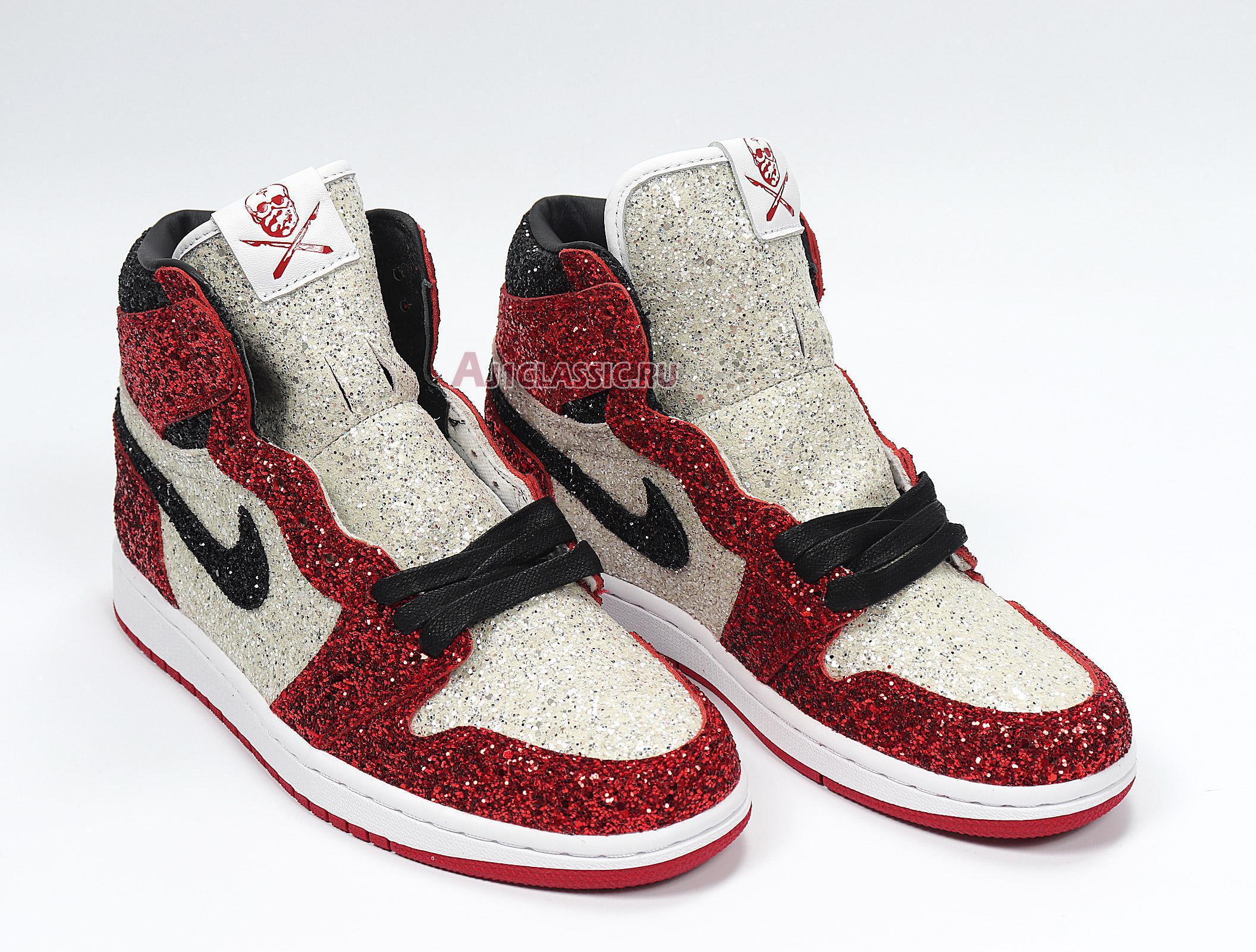 """Air Jordan 1 High """"Chicago Winter"""" CK5566-610"""