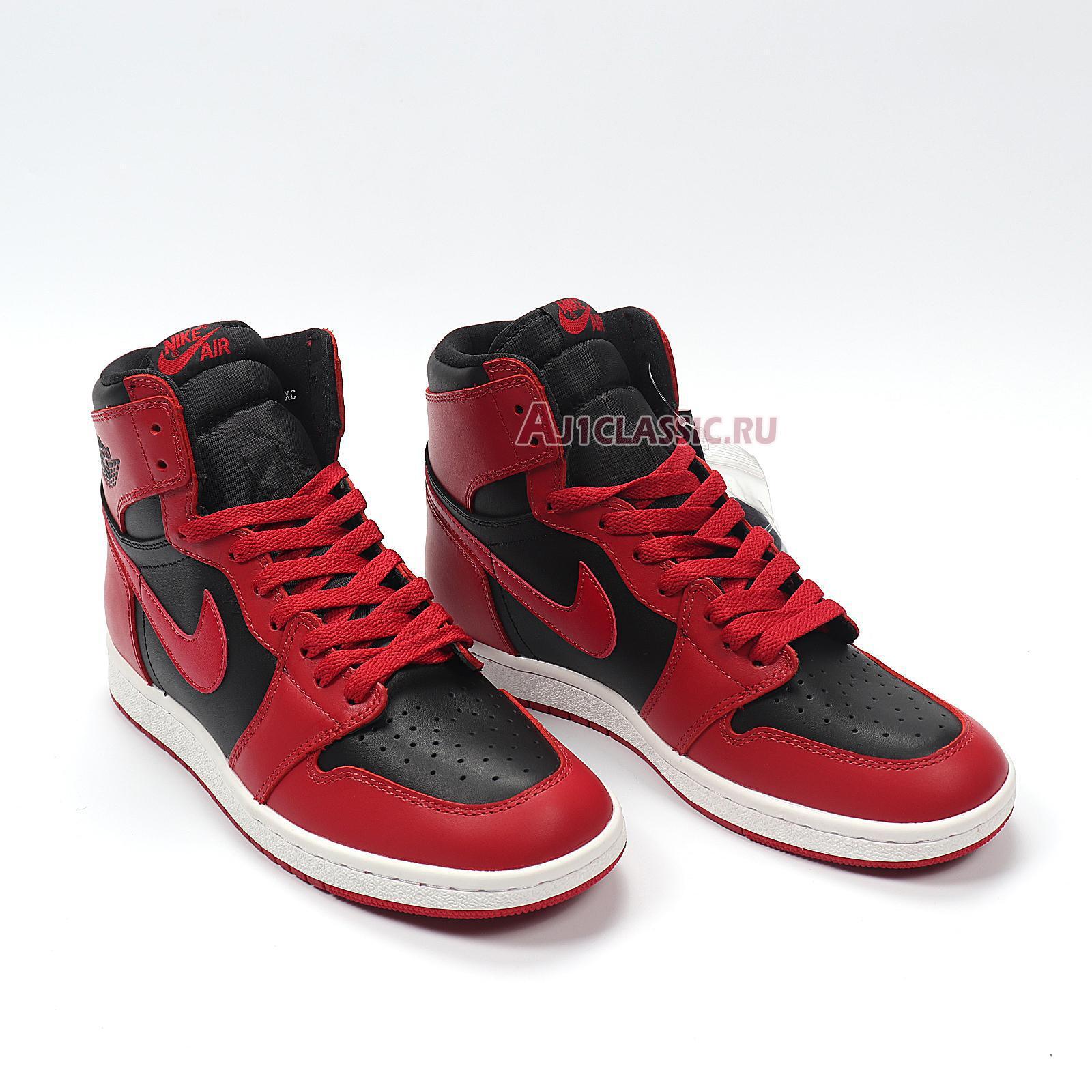 "Air Jordan 1 Retro High ""85 Varsity Red"" BQ4422-600"