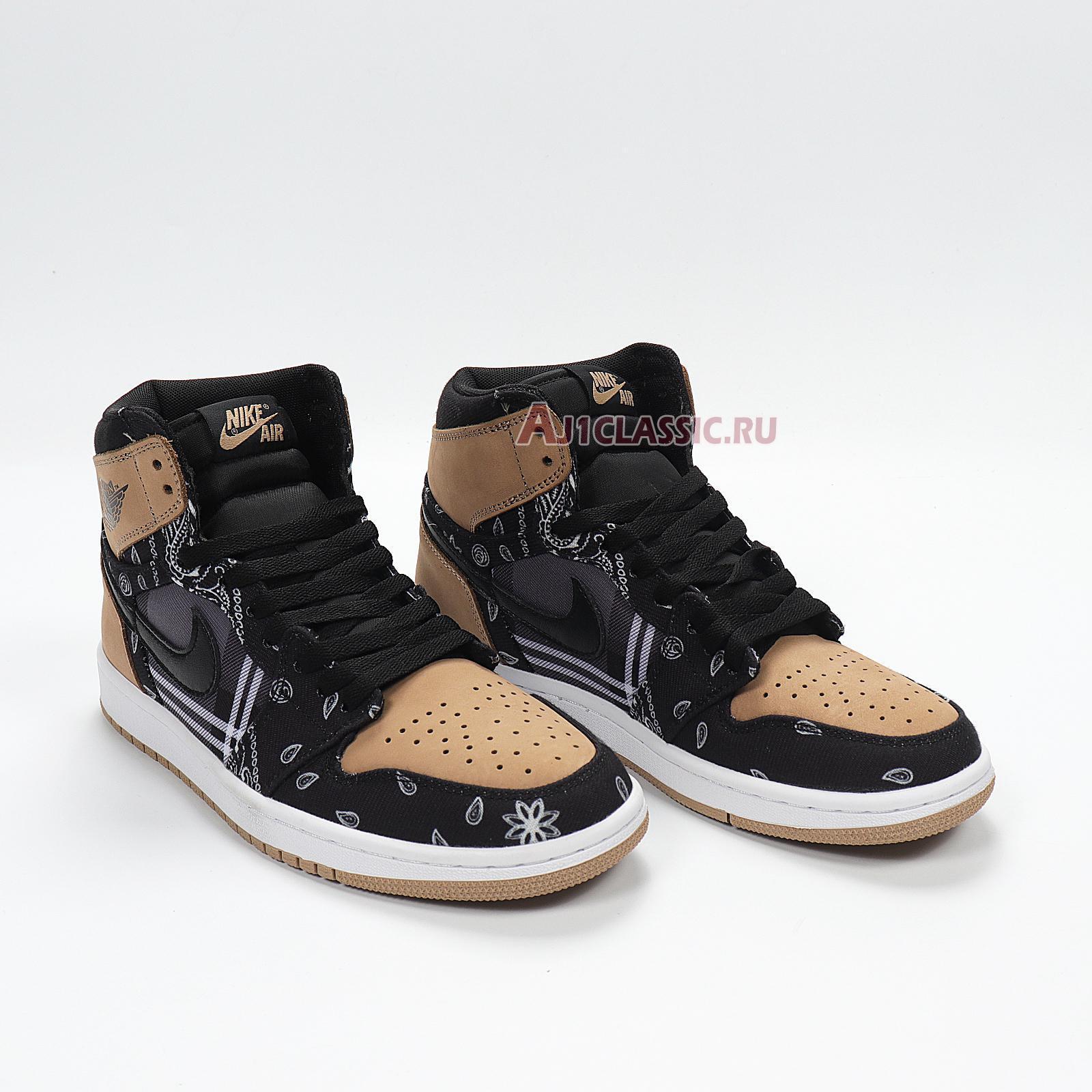 """Travis Scott x Air Jordan 1 High OG """"Jackboys"""" CK5088-001"""