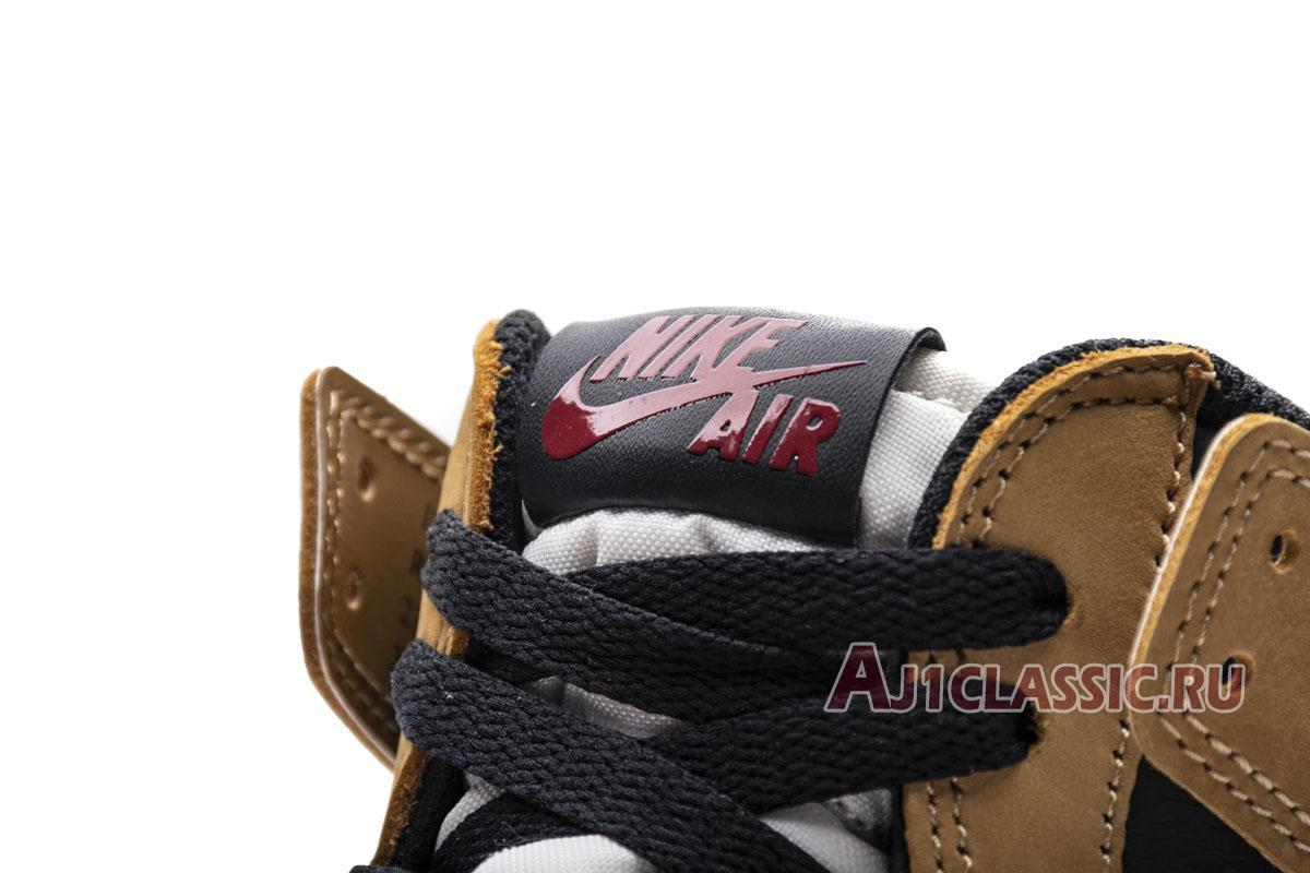 "Air Jordan 1 Retro High OG ""Rookie of the Year"" 555088-700"