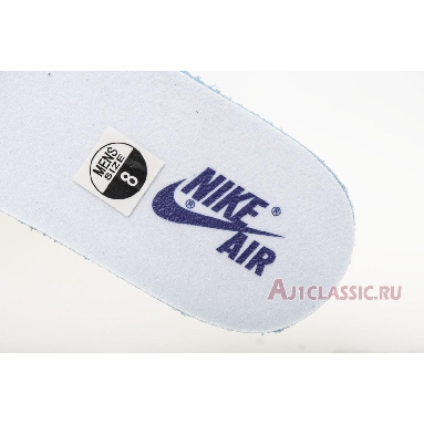 Air Jordan 1 Retro High OG Court Purple 555088-501 Court Purple/Sail-Black Sneakers