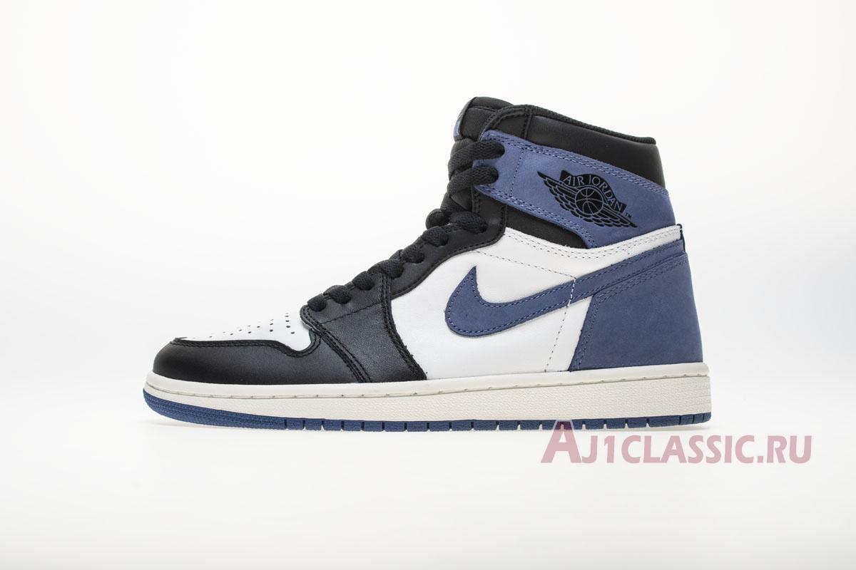 "Air Jordan 1 Retro High OG ""Blue Moon"" 555088-115"