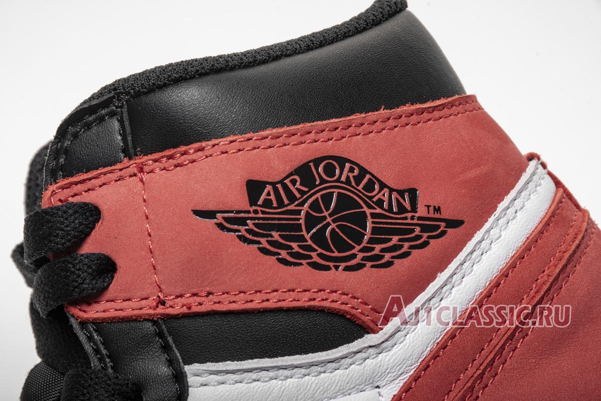 "Air Jordan 1 Retro High OG ""Track Red"" 555088-112"
