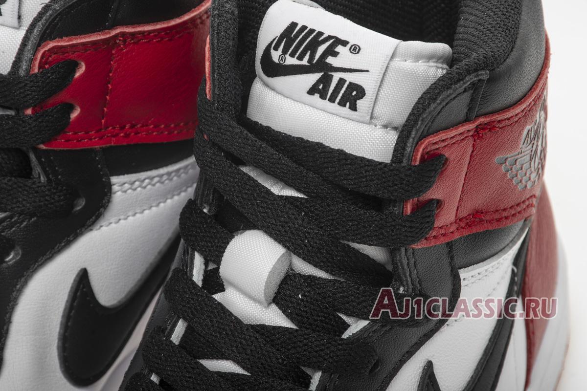 "Air Jordan 1 Retro High OG ""Black Toe 2016"" 555088-125"