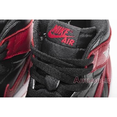 Air Jordan 1 Retro High OG Banned 2016 555088-001 Black/Varsity Red-White Sneakers