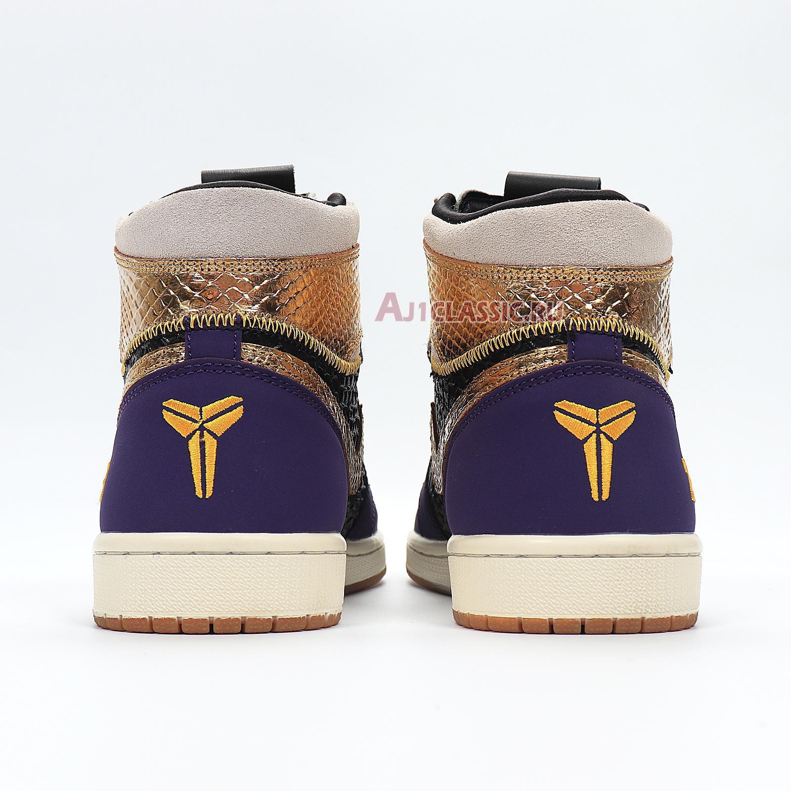 "Union x Air Jordan 1 High ""Kobe Mamba"" 555088-171"