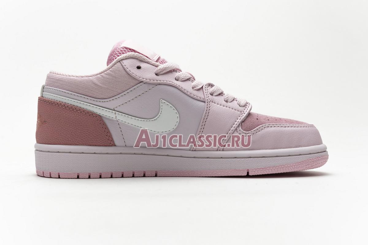 """Air Jordan 1 Low """"Digital Pink"""" CW5379-600-LOW"""