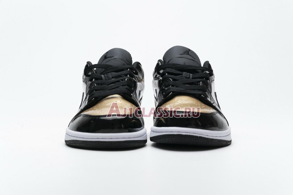 "Air Jordan 1 Low ""Gold Toe"" CQ9447-700"