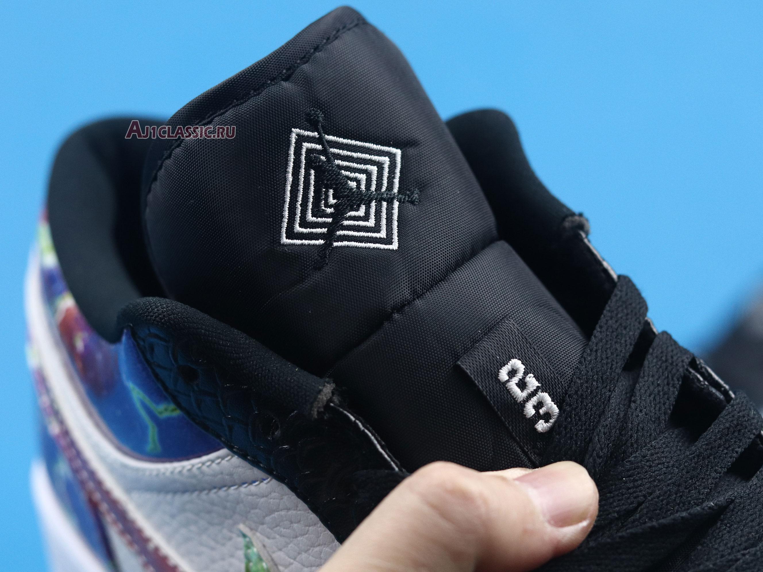 "Air Jordan 1 Low ""Galaxy"" CW7309-090"