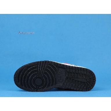 Air Jordan 1 Low Lightbulb CZ3572-104 White/Black/Lightbulb/Team Orange Sneakers