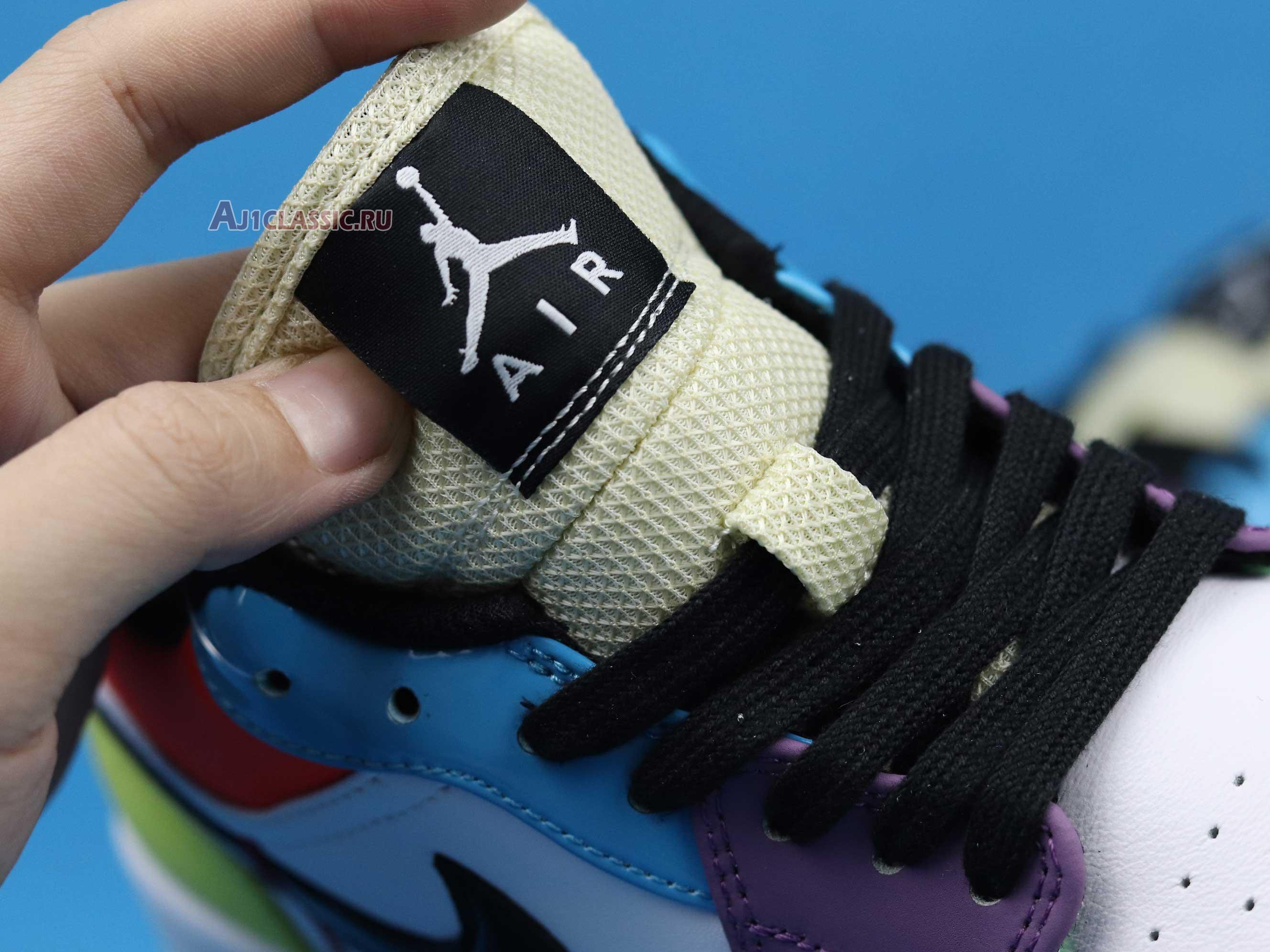 """Air Jordan 1 Low """"Lightbulb"""" CZ3572-104"""