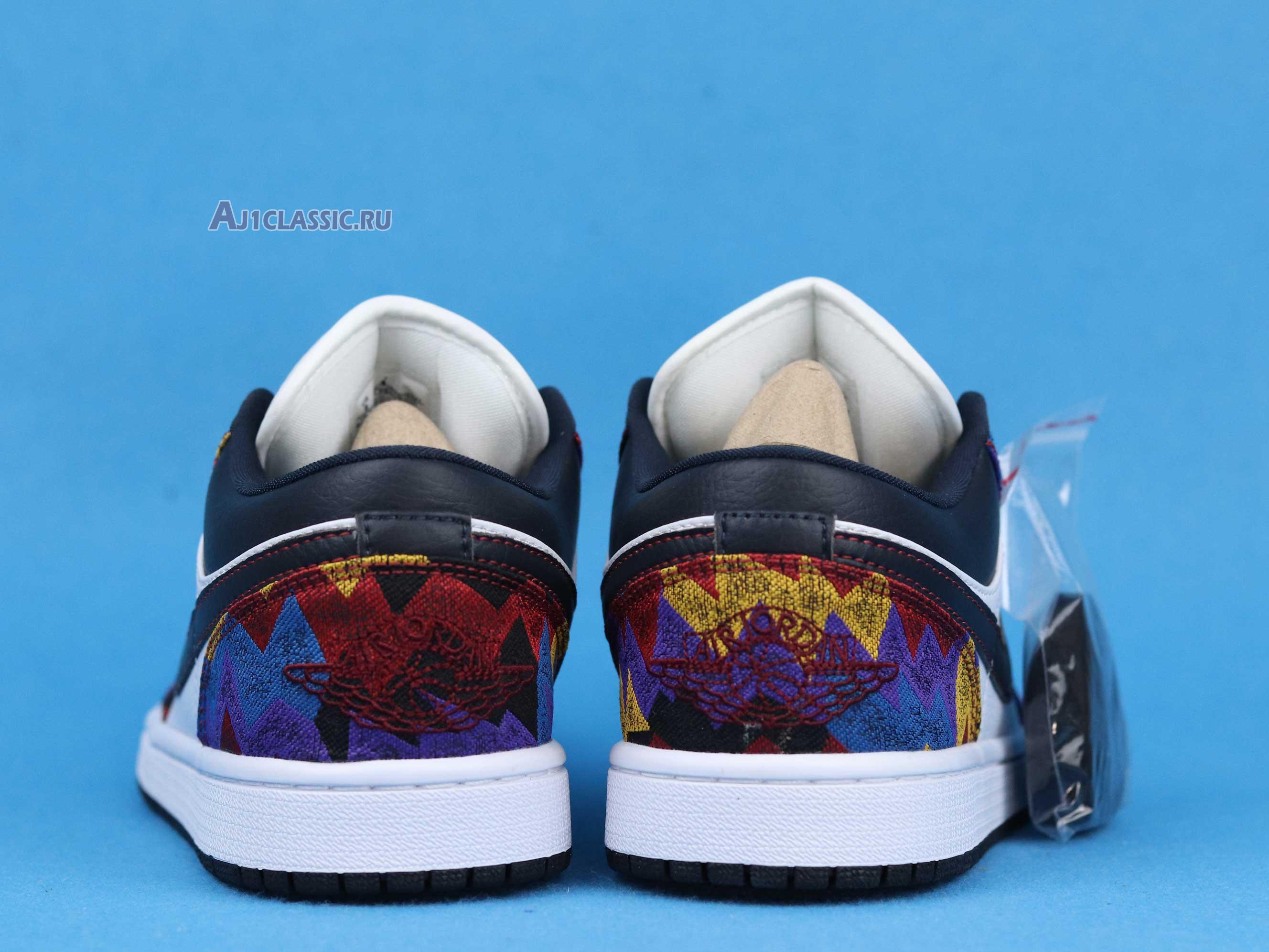 "Air Jordan 1 Low SE ""Nothing But Net"" CZ8659-100"
