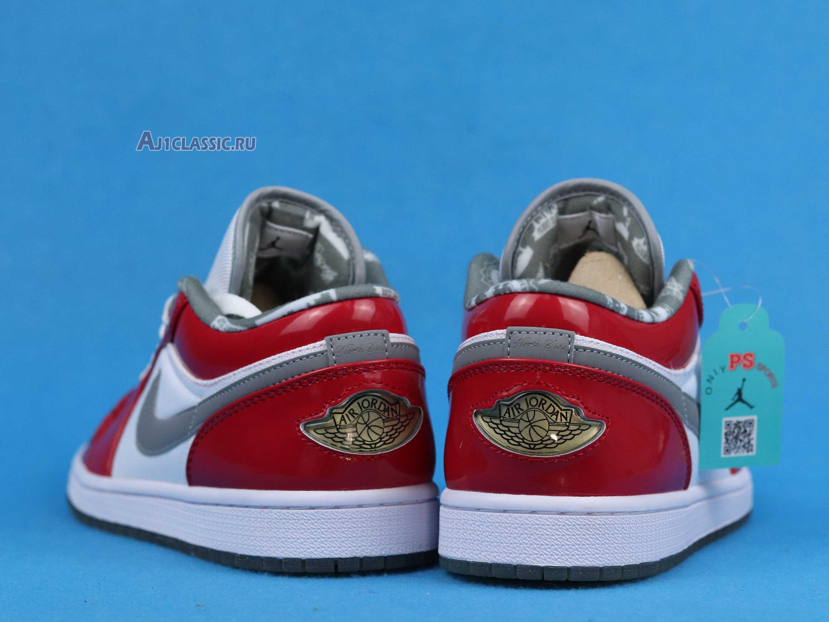 """Air Jordan 1 Retro Low """"South Side"""" 309192-171"""