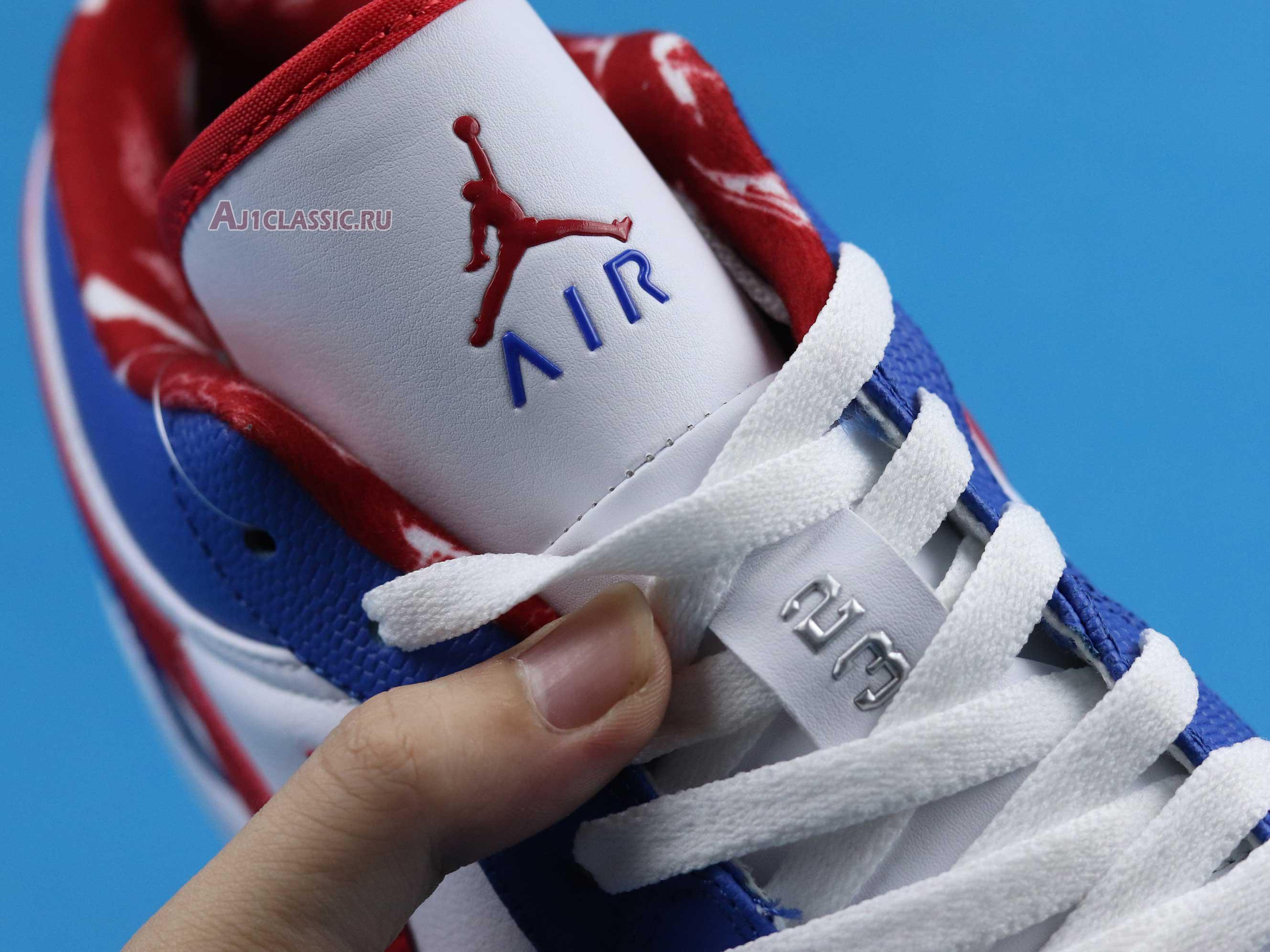 """Air Jordan 1 Retro Low """"East Side"""" 309192-161"""