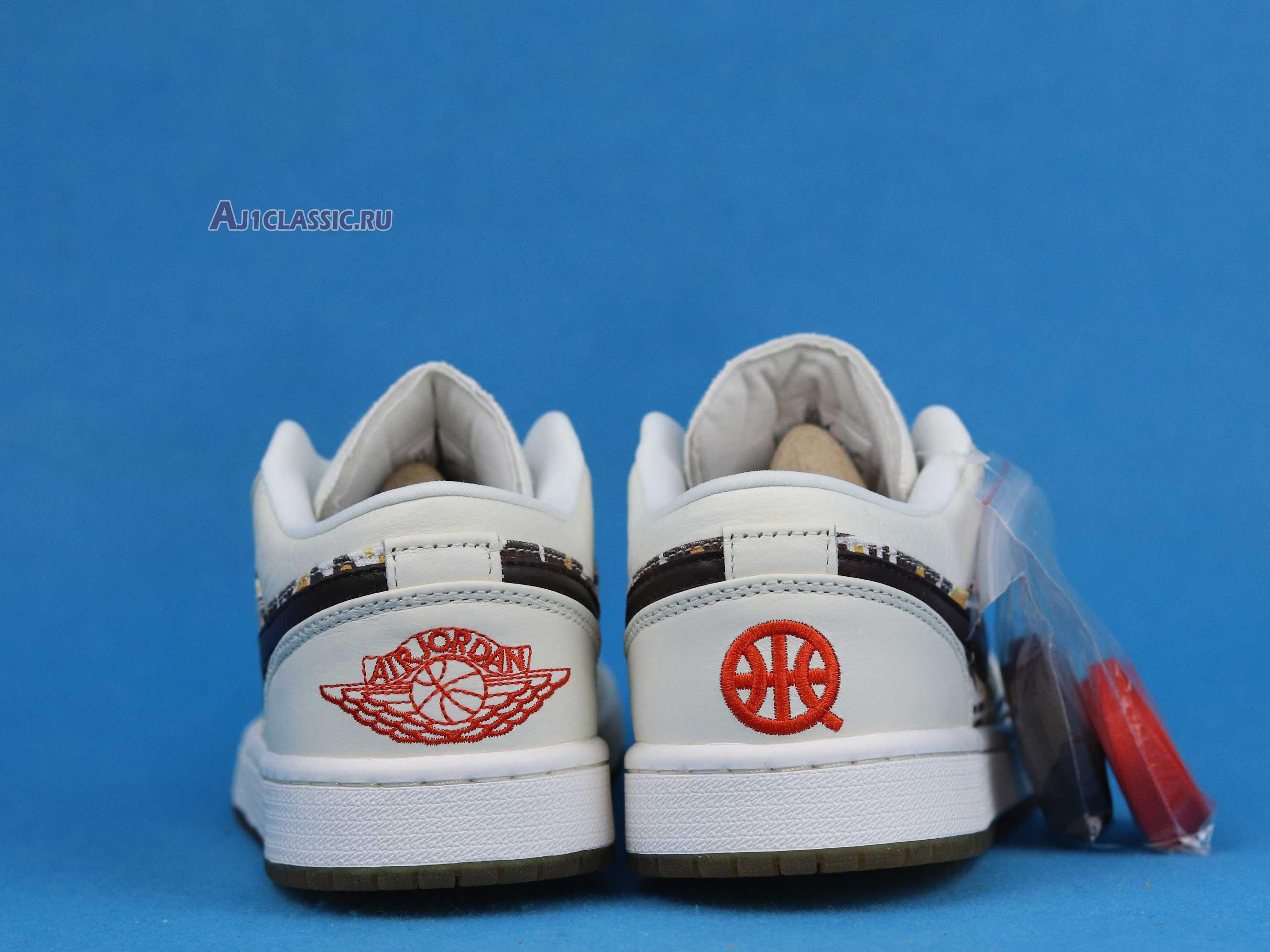 "Air Jordan 1 Low ""Quai 54"" CZ4155-100"