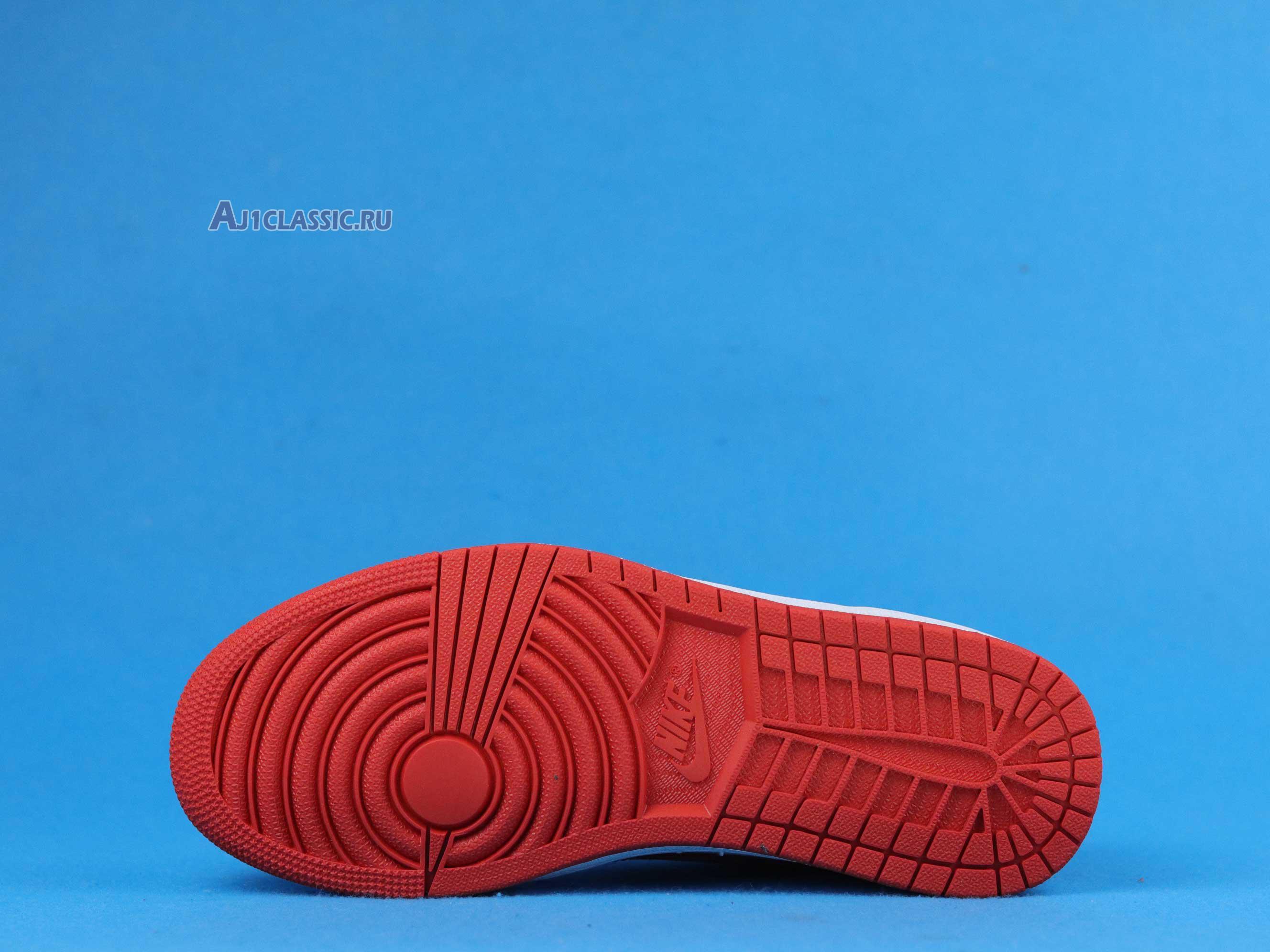 "Air Jordan 1 Low ""West Coast Blue Orange"" CW0858-200"