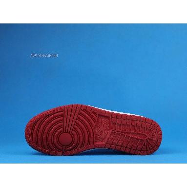 Air Jordan 1 Low Gym Red - Black CW0192-200 Gym Red/Black-White Sneakers