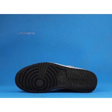 Air Jordan 1 Low Light Smoke Grey 553558-030 Light Smoke Grey/Gym Red-White Sneakers