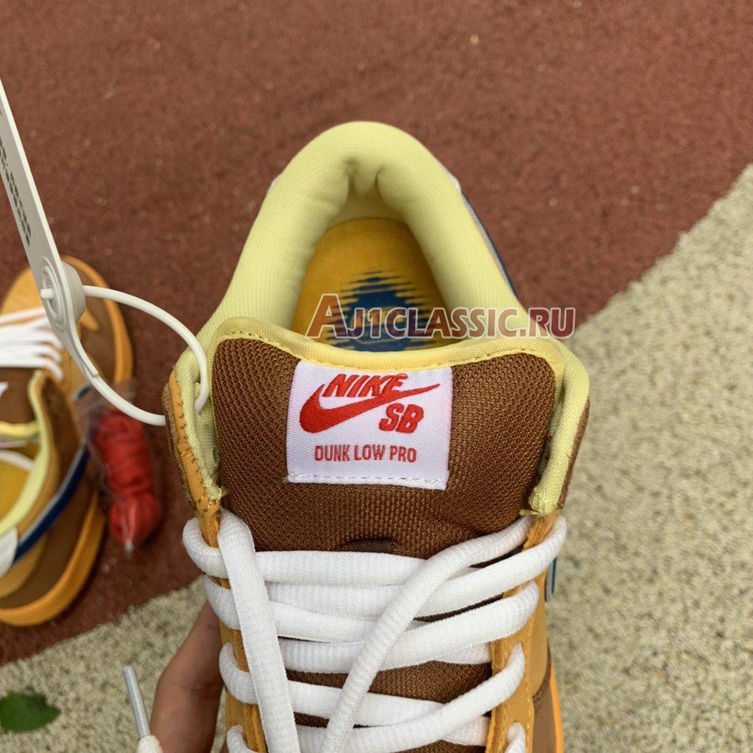 "Nike Dunk Low SB Premium ""Newcastle Brown Ale"" 313170-741"