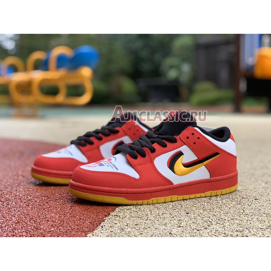 "Nike SB Dunk Low ""Vietnam 25th Anniversary"" 309242-307"