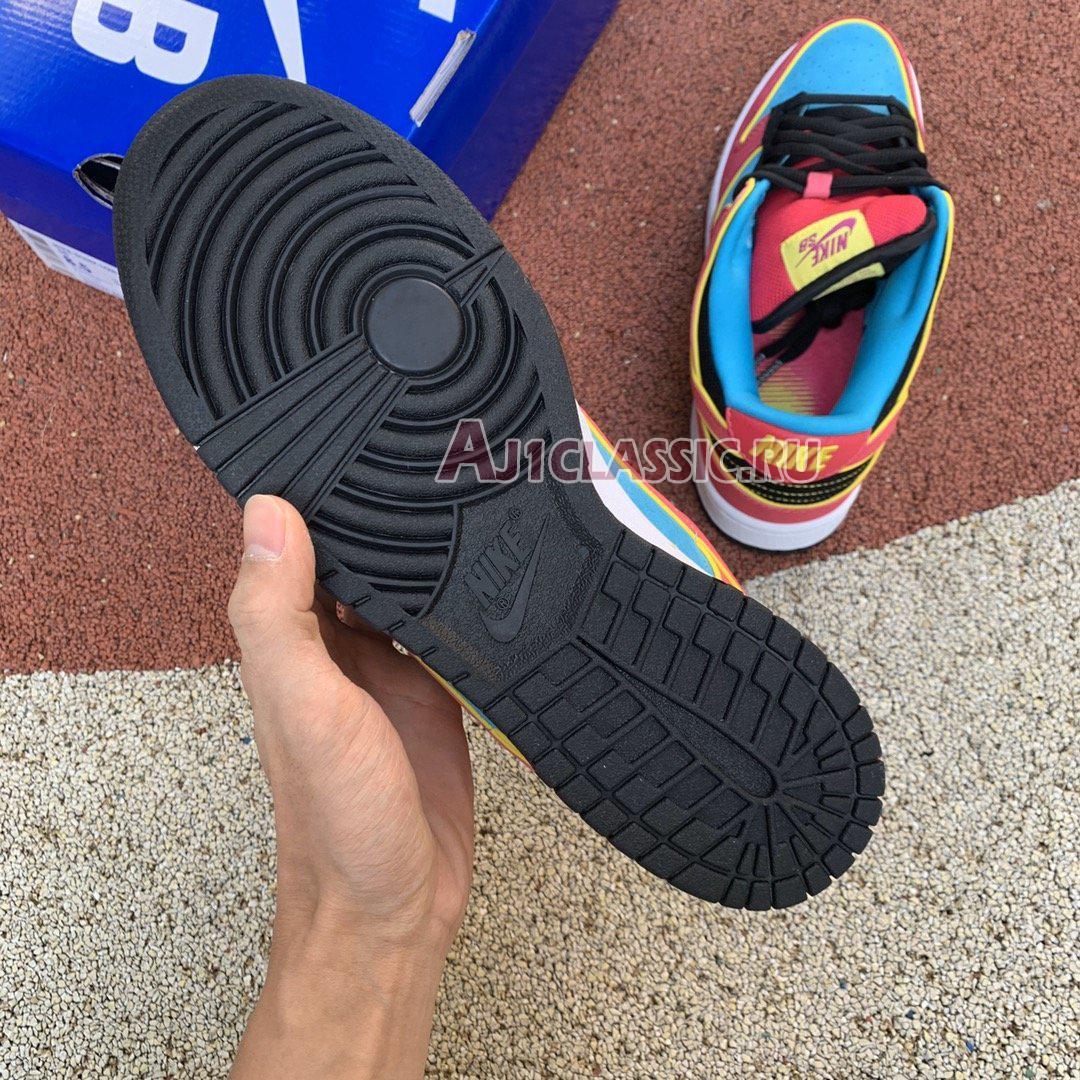 """Nike Dunk Low Premium SB """"Pacman"""" 313170-461"""