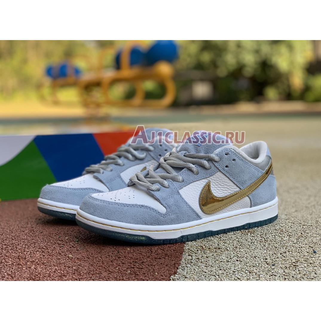 Sean Cliver x Nike SB Dunk Low DC9936-100