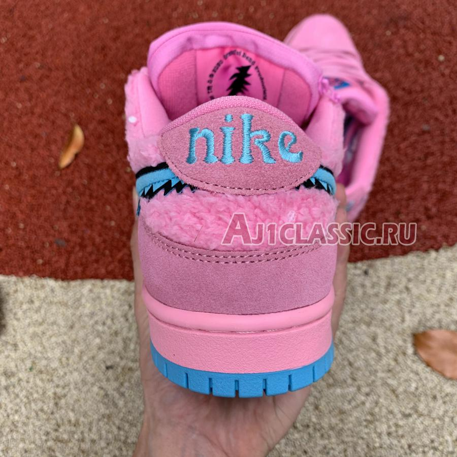 """Grateful Dead x Nike SB Dunk Low """"Pink Bear"""" CJ5378-600"""