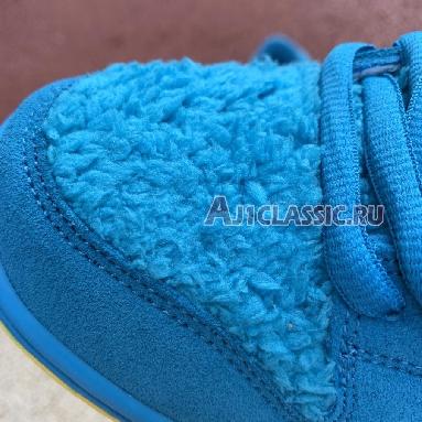 Grateful Dead x Nike SB Dunk Low Blue Bear CJ5378-400 Sky Blue/Yellow Sneakers