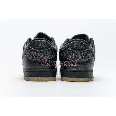 Nike Dunk Low Pro Sb Ostrich 304292-003 Black/Black Sneakers