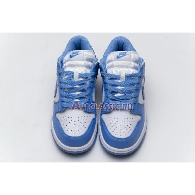 Nike Dunk Low Retro University Blue DD1391-400 White/University Blue Sneakers