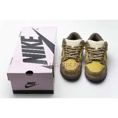 Nike Dunk Low Pro SB Shanghai 2 304292-721 Vanilla/Trails End Brown Sneakers