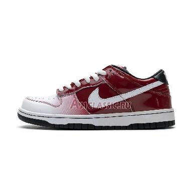 Nike Dunk Low SB Premium Kuwahara Et 313170-611 Varsity Red/ White Sneakers