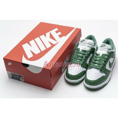 Nike SB Dunk Low SP Team Green DD1391-300 White/Team Green Sneakers