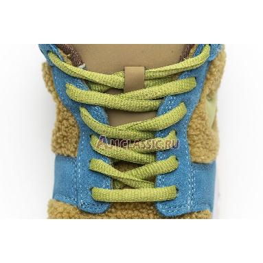 Nike Dunk Low Premium SB Three Bears 313170-731 Light Umber/Grasshopper Tersie/Strell Sneakers