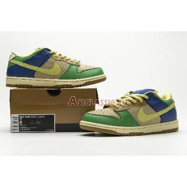 Brooklyn Projects x Nike SB Dunk Low Premium 313170-771 Halo/Zitron Sneakers