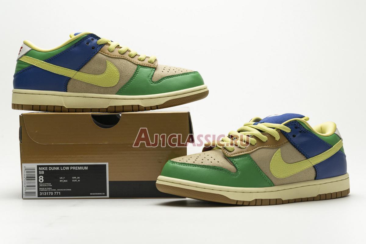 Brooklyn Projects x Nike SB Dunk Low Premium 313170-771