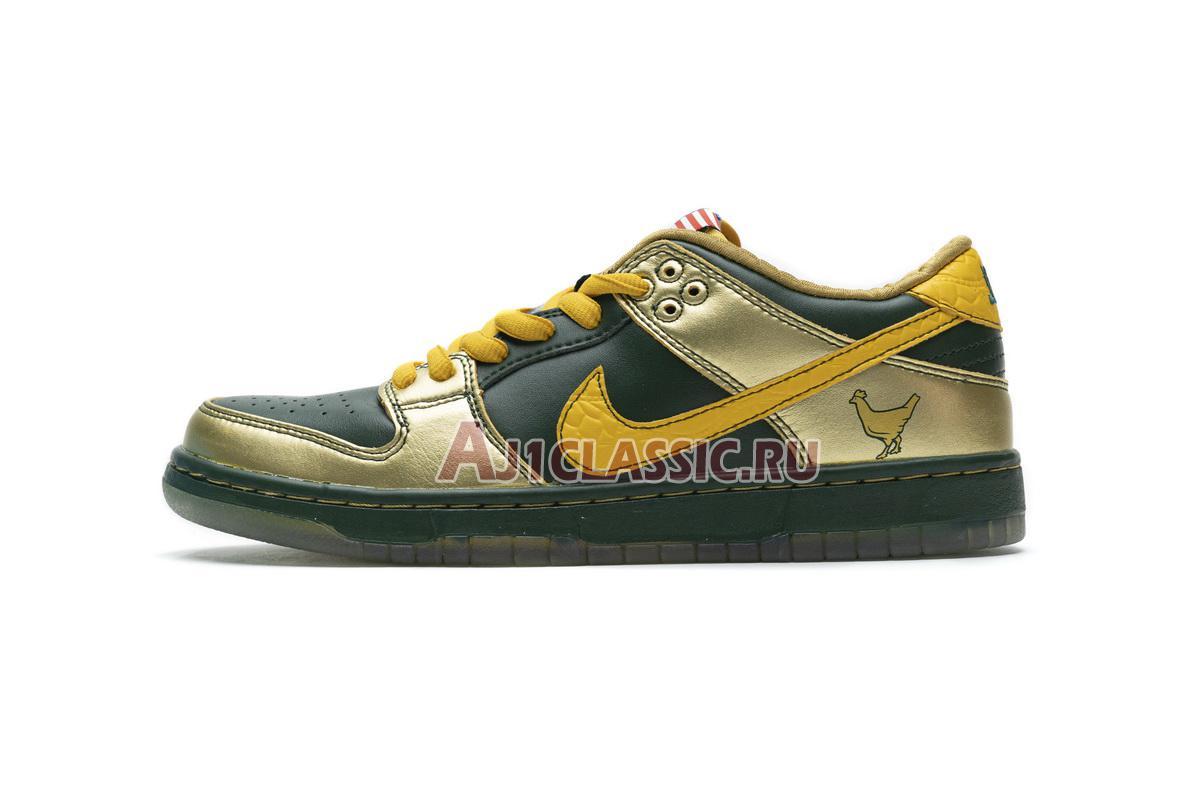 """Nike Dunk Pro Low SB """"Doernbecher 2018"""" BV8740-377"""