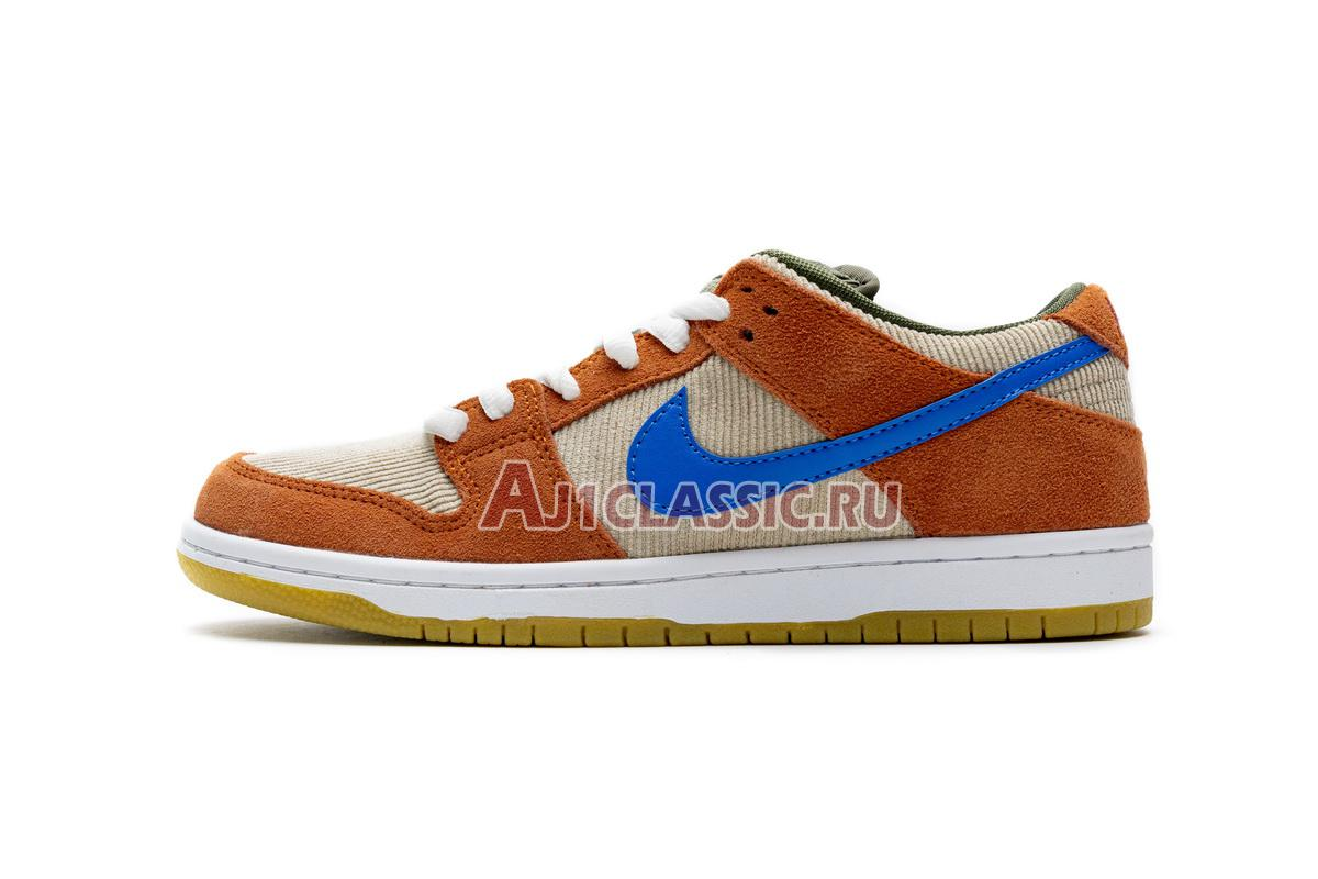 "Nike Dunk Low Pro SB ""Corduroy"" BQ6817-201"