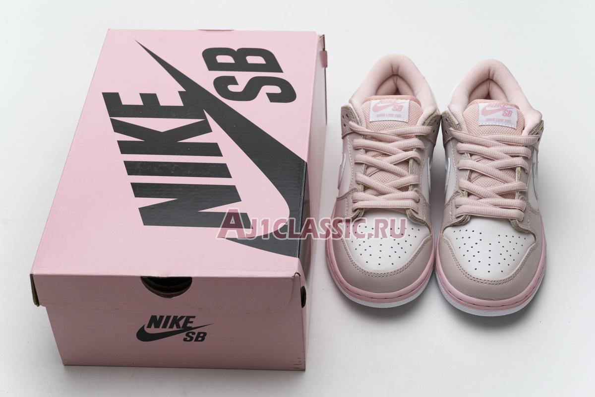 """Nike SB Dunk Low PRO OG QS """"Pink Pigeon"""" BV1310-012"""