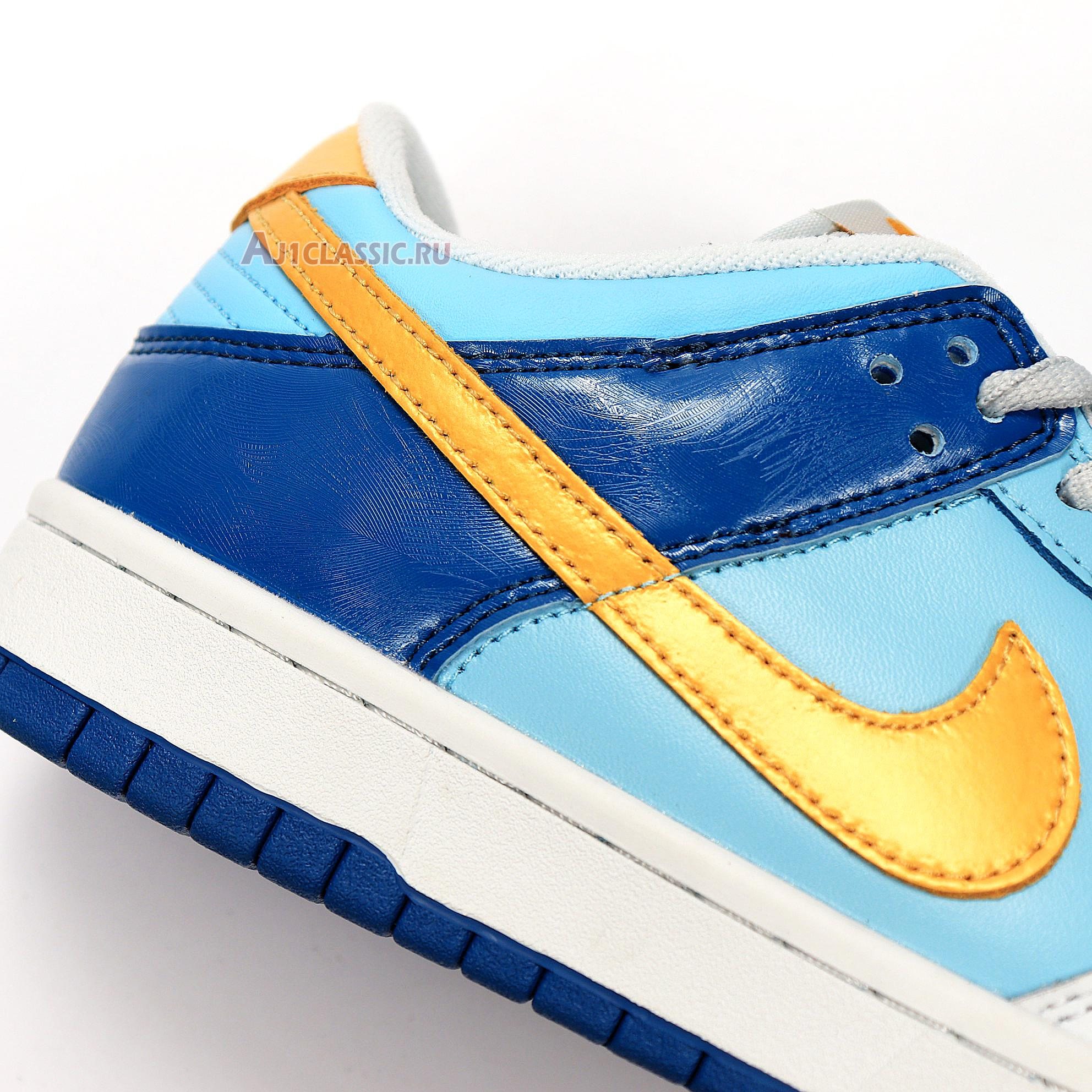 """Nike Air Dunk Low GS """"Splash"""" 309601-471"""