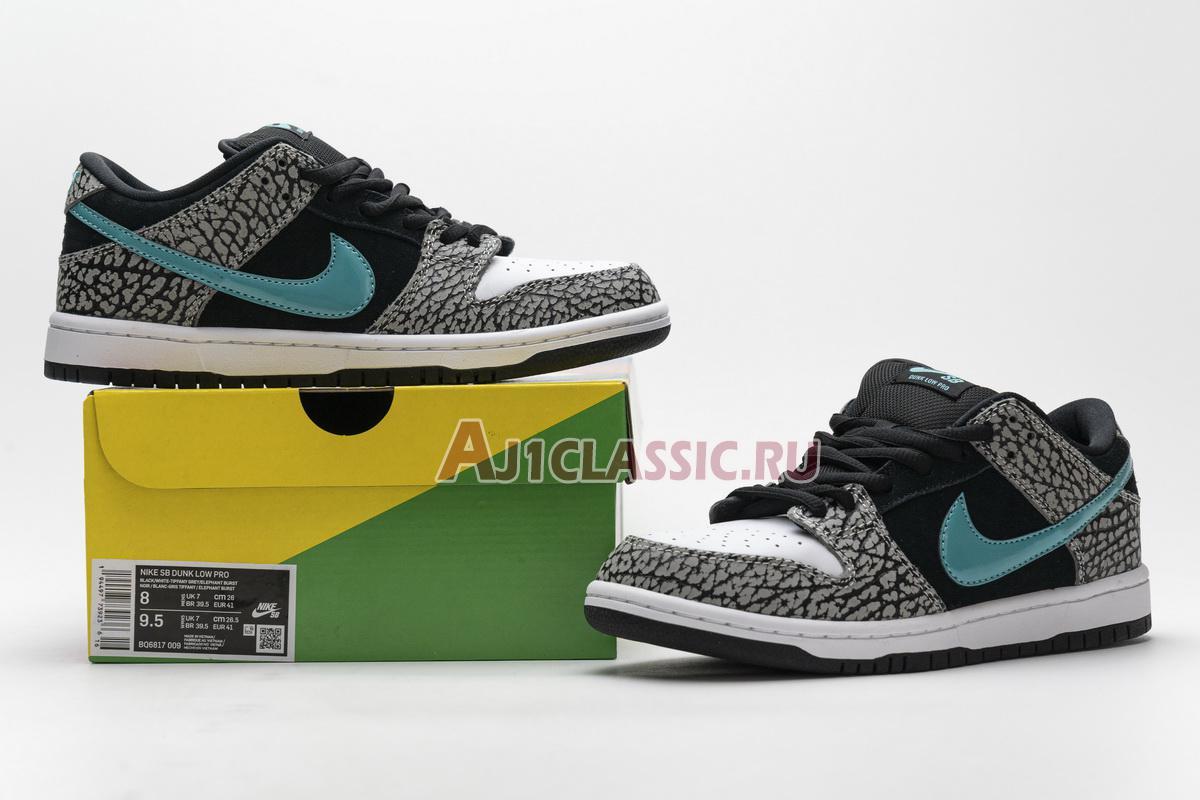 "Nike Dunk Low Pro SB ""Atmos Elephant"" BQ6817-009"