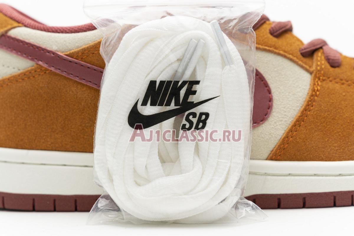 """Nike Dunk Low Pro SB """"Dark Russet"""" BQ6817-202"""