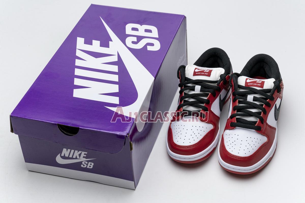 """Nike Dunk Low SB """"J-Pack Chicago"""" BQ6817-600"""